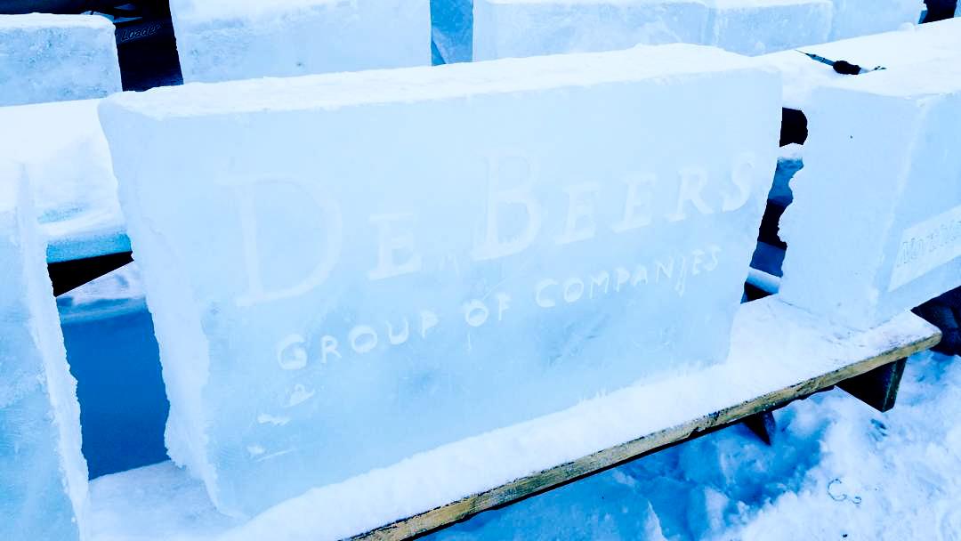 De Beers Inspired Ice