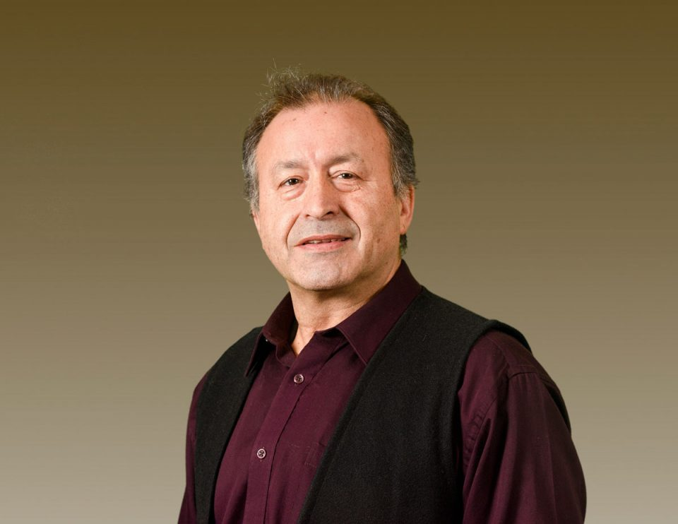 Bill Erasmus is pictured in a handout image provided by the Assembly of First Nations