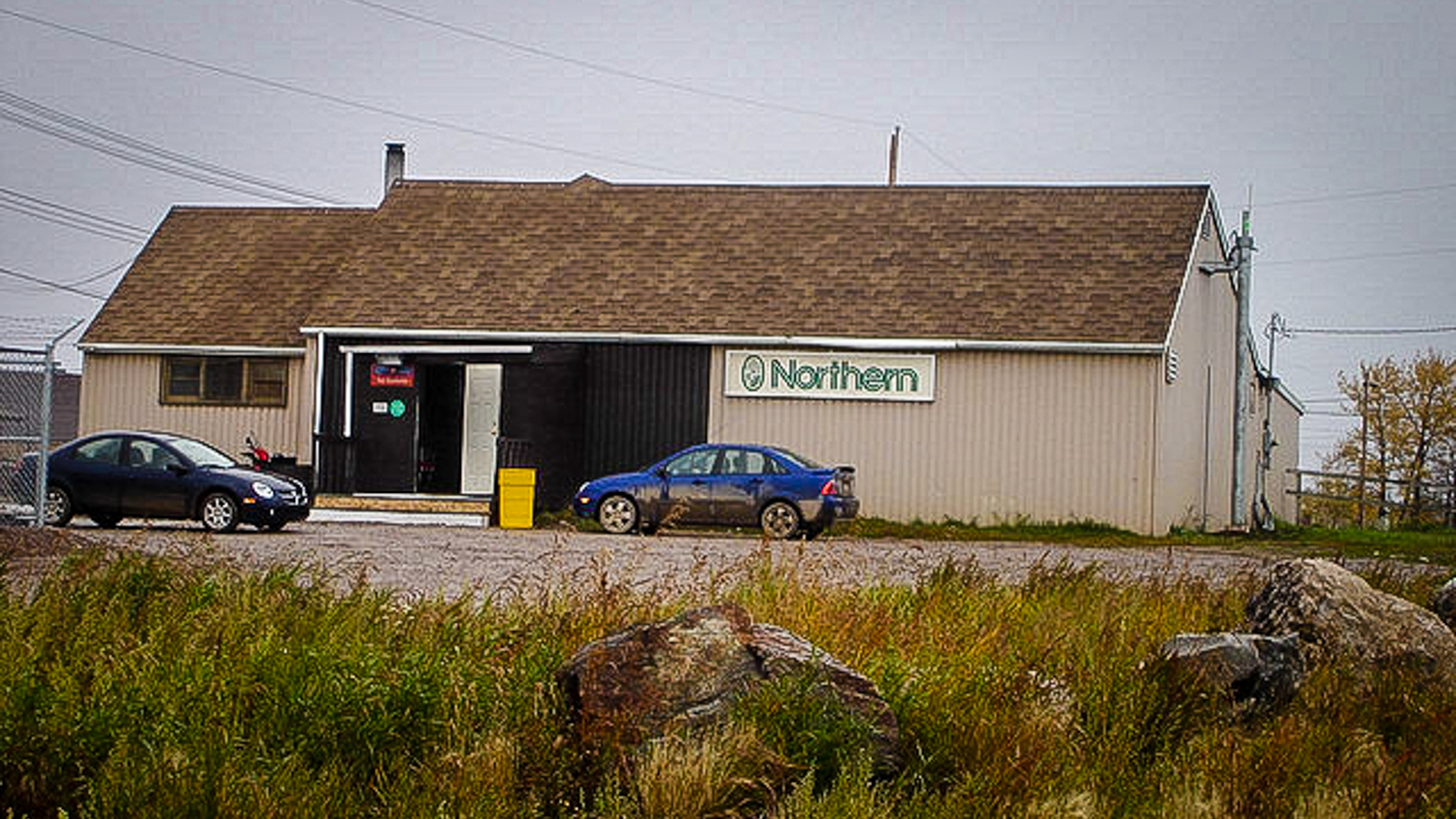 Fort Resolution's Northern store