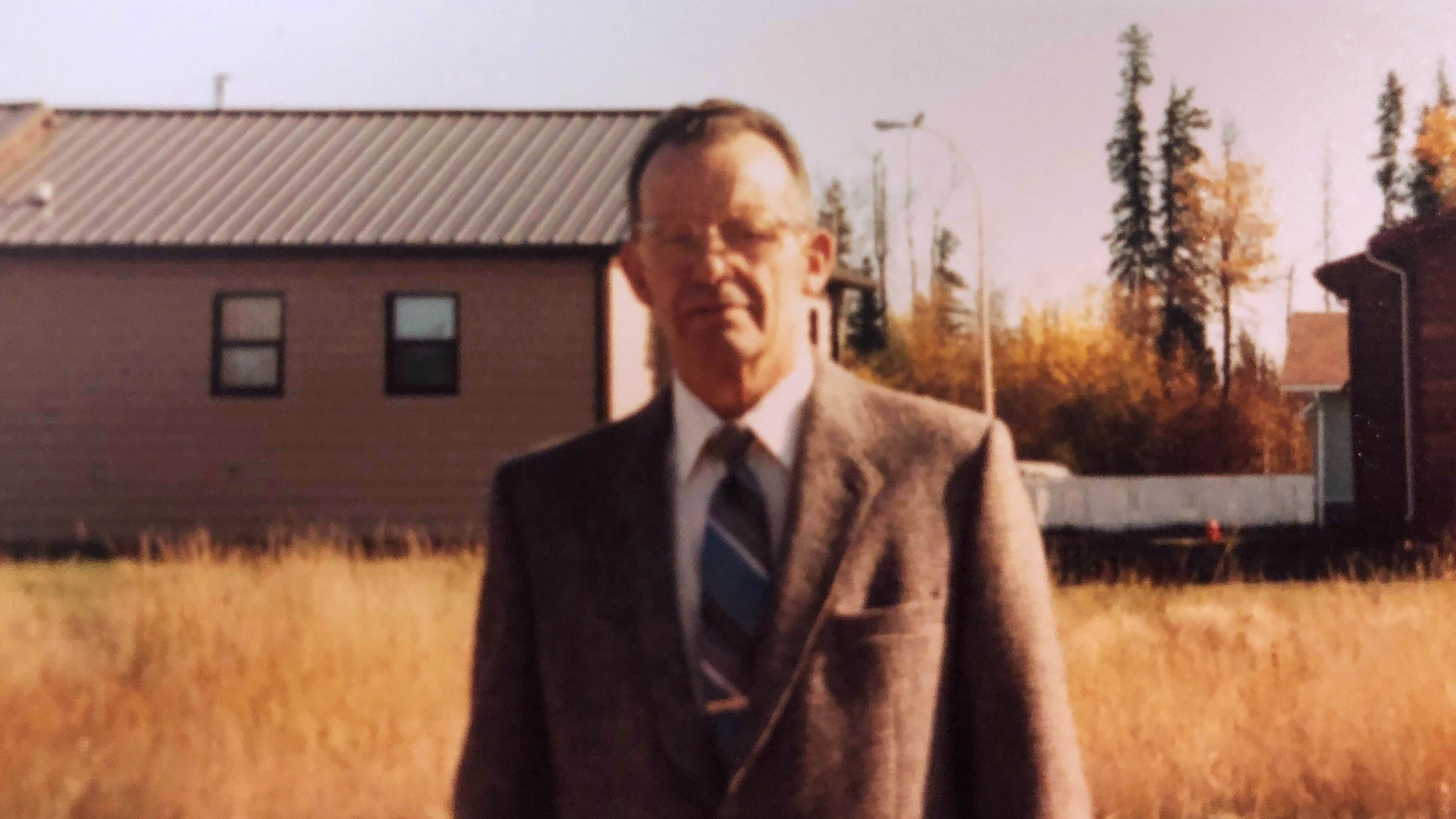 A submitted photo of Norm Hill.