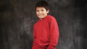 An RCMP handout image of Keagan Franki.