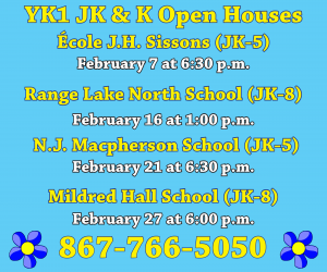 Cabin Banner - JK-K Open Houses