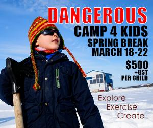 Dangerous Camp For Kids