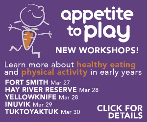 Appetite to Play