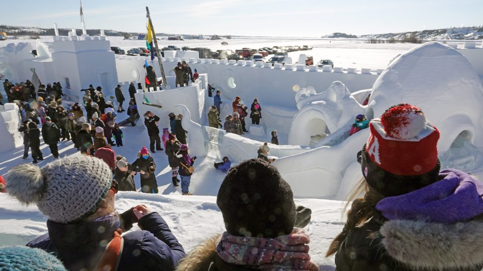 Snowking Winter Festival