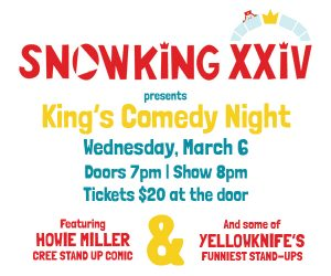 King's Comedy Night