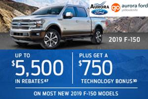 Ford April 2019