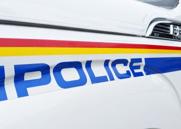 An RCMP truck is pictured in a file photo. Sarah Pruys/Cabin Radio