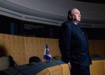 Premier Bob McLeod