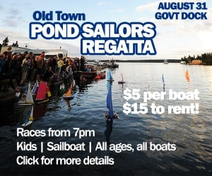 Pond Sailors Regatta