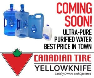 Canadian Tire water