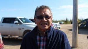 Chief Alfonz Nitsiza