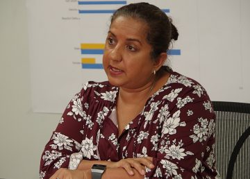 NWT Chief Public Health Officer Kami Kandola