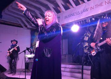 Welders Daughter perform at Warm the Rocks 2019