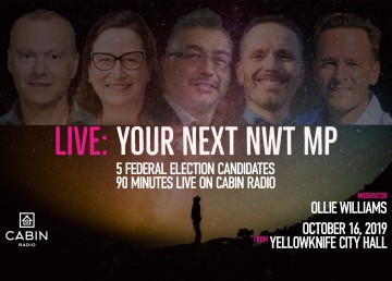 Live: Your Next NWT MP