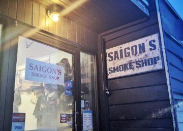 Saigon's Smoke Shop