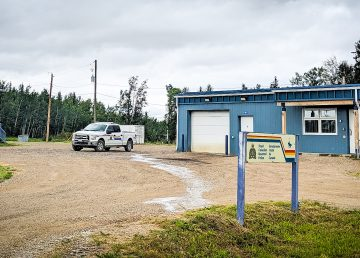 A file photo of the Fort Providence RCMP detachment