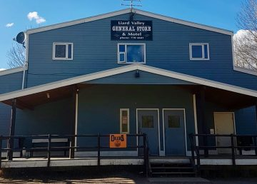 Liard Valley General Store
