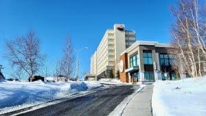 Yellowknife's Explorer Hotel