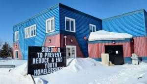 Yellowknife's SideDoor youth centre