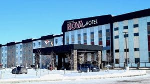 Yellowknife's Chateau Nova Hotel