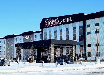 Yellowknife's Chateau Nova Hotel