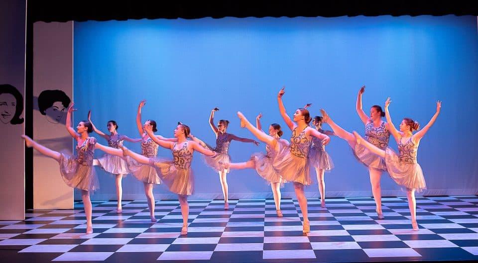 A Bella Dance recital