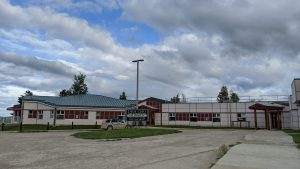 A file photo of Fort Simpson's health centre