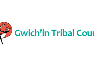 The logo of the Gwich'in Tribal Council