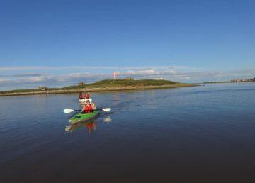 Arctic Ocean Canoe and Qayaks is now open in Tuktoyaktuk