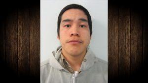 An RCMP handout image of Sebastian Konana