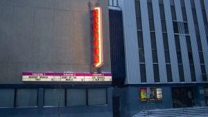 A file photo of Capitol Theatre. Luisa Esteban/ Cabin Radio.