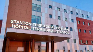 Yellowknife's Stanton Territorial Hospital