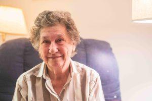 Margaret Miller, recipient of the 2020 Bill Mero Memorial Volunteer Recognition Award