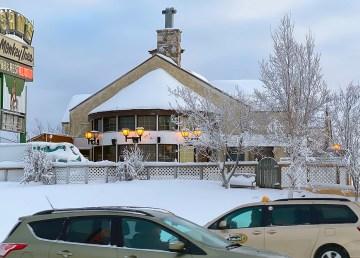 Yellowknife's Monkey Tree Pub