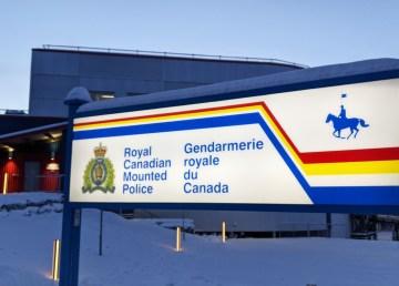 Inuvik's RCMP detachment