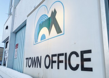 Inuvik's town office