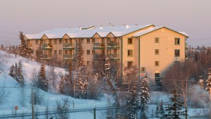 The Niven Lake apartment complex