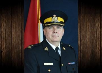 Inspector Barry LaRocque