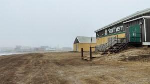 Tuktoyaktuk's Northern store