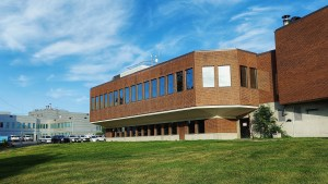 Yellowknife's City Hall