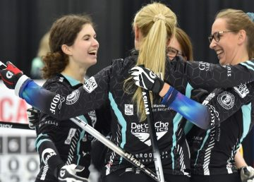 NWT curler Kerry Galusha and her team are headed to the Olympic pre-trials in Liverpool, Nova Scotia